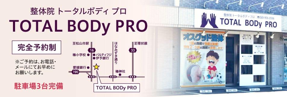 整体院【TOTAL BODy PRO】